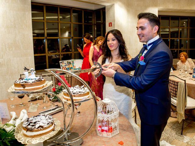 La boda de Jose Javier y Rosa en Guadarrama, Madrid 36