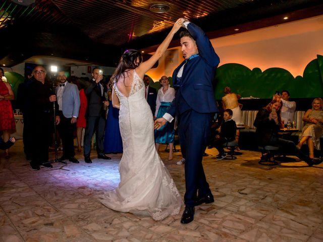 La boda de Jose Javier y Rosa en Guadarrama, Madrid 2