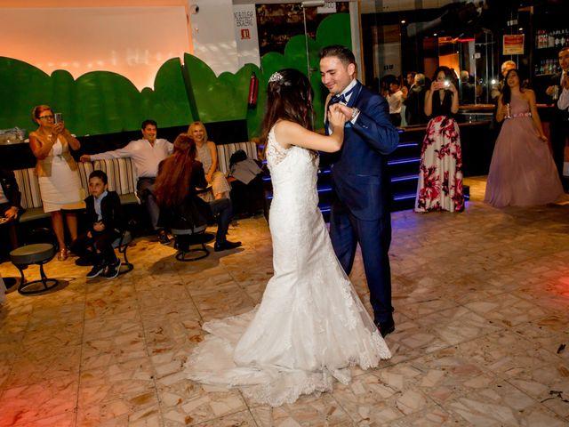 La boda de Jose Javier y Rosa en Guadarrama, Madrid 39