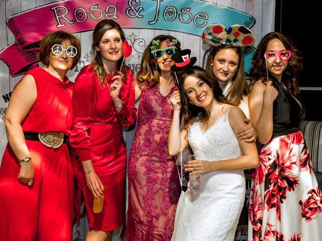 La boda de Jose Javier y Rosa en Guadarrama, Madrid 41