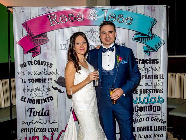 La boda de Jose Javier y Rosa en Guadarrama, Madrid 43