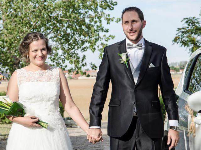 La boda de Miguel Angel  y Vicky en Entrala, Zamora 2
