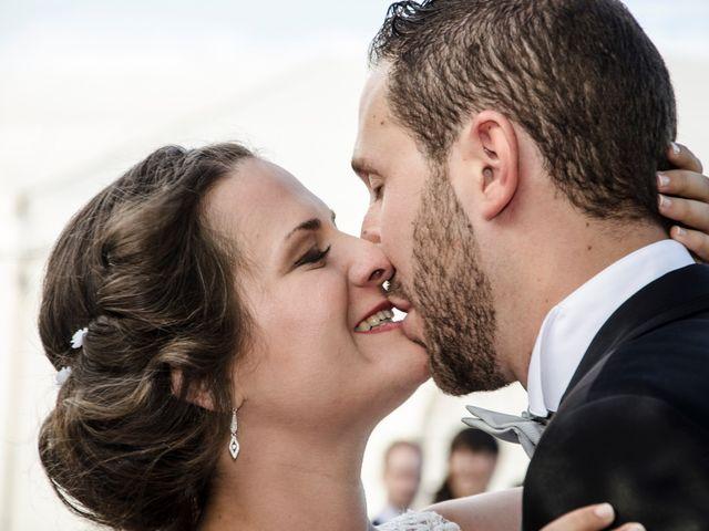 La boda de Miguel Angel  y Vicky en Entrala, Zamora 1