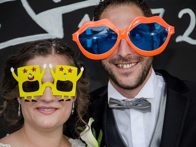 La boda de Miguel Angel  y Vicky en Entrala, Zamora 7