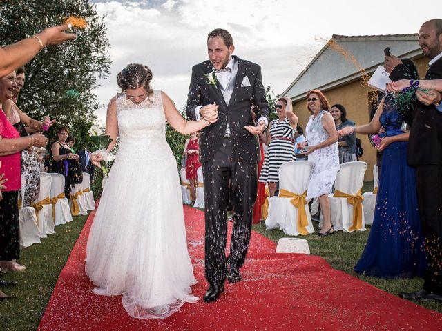 La boda de Miguel Angel  y Vicky en Entrala, Zamora 12
