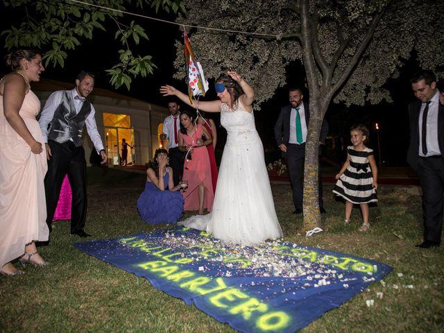 La boda de Miguel Angel  y Vicky en Entrala, Zamora 14