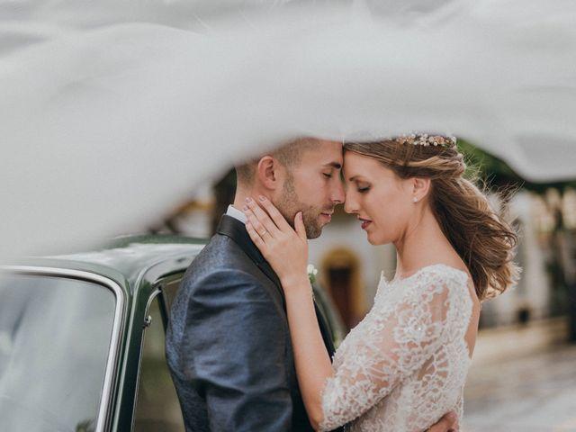 La boda de Raquel y Sergio