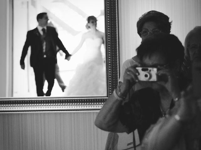 La boda de Miguel y Mariam en Bellvis, Lleida 7