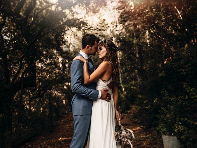La boda de Laia y Barry