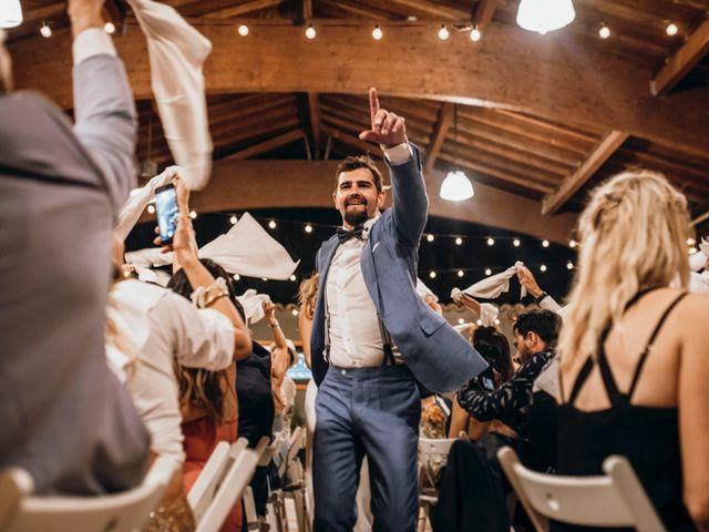 La boda de Barry y Laia en Sallent, Barcelona 72