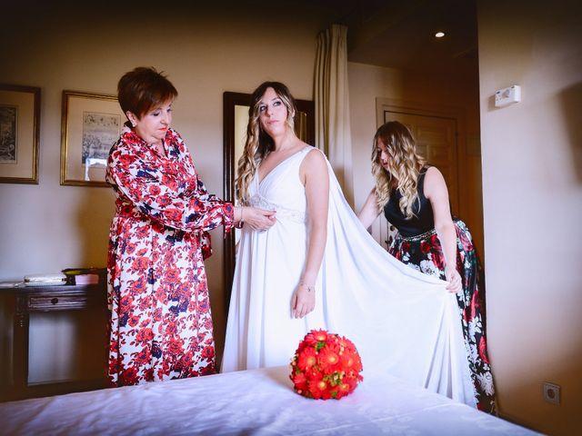 La boda de Soraya y Jorge en Jarandilla, Cáceres 16
