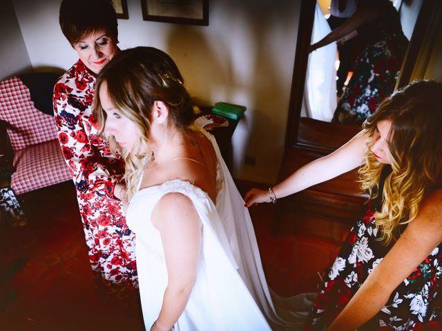 La boda de Soraya y Jorge en Jarandilla, Cáceres 18