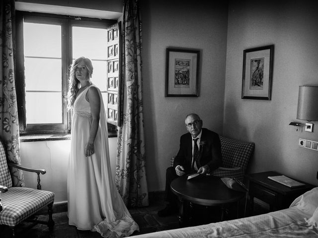 La boda de Soraya y Jorge en Jarandilla, Cáceres 28