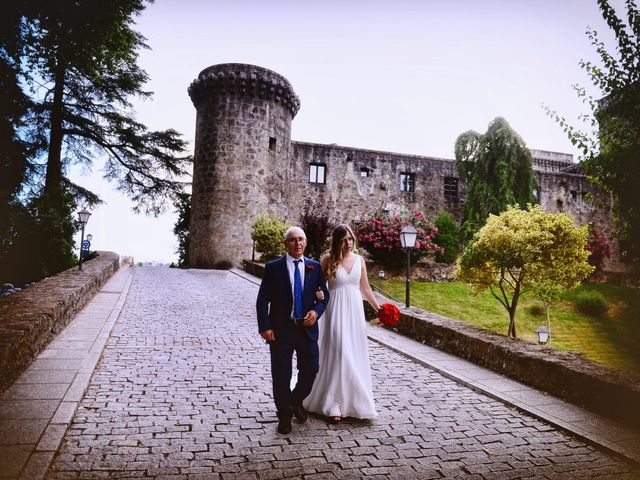 La boda de Soraya y Jorge en Jarandilla, Cáceres 31