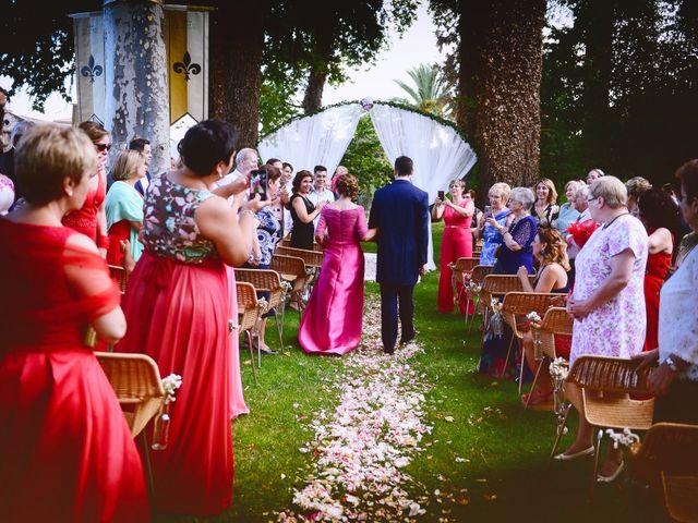 La boda de Soraya y Jorge en Jarandilla, Cáceres 34