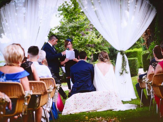 La boda de Soraya y Jorge en Jarandilla, Cáceres 36