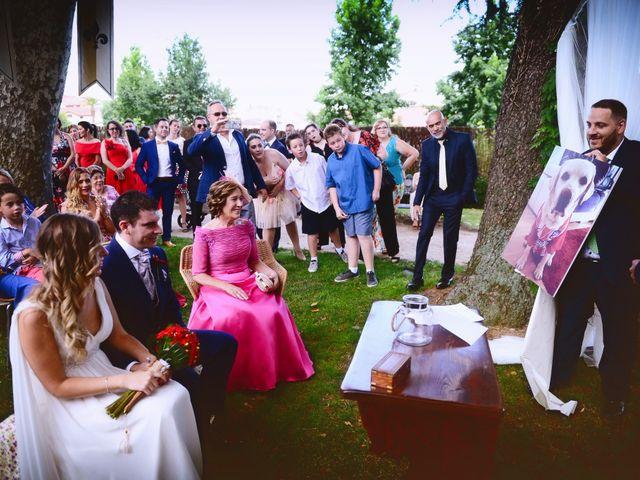 La boda de Soraya y Jorge en Jarandilla, Cáceres 38