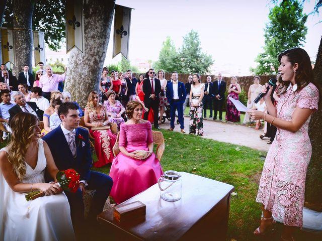 La boda de Soraya y Jorge en Jarandilla, Cáceres 39