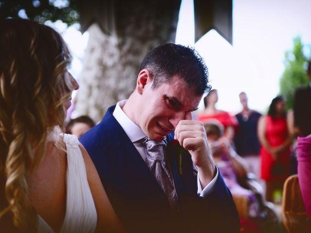 La boda de Soraya y Jorge en Jarandilla, Cáceres 41