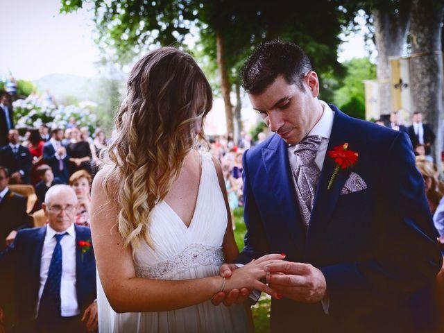 La boda de Soraya y Jorge en Jarandilla, Cáceres 44