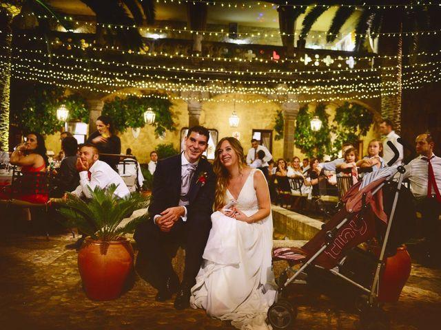 La boda de Soraya y Jorge en Jarandilla, Cáceres 60