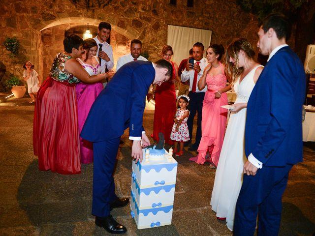 La boda de Soraya y Jorge en Jarandilla, Cáceres 62
