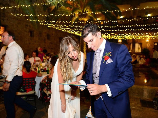 La boda de Soraya y Jorge en Jarandilla, Cáceres 64