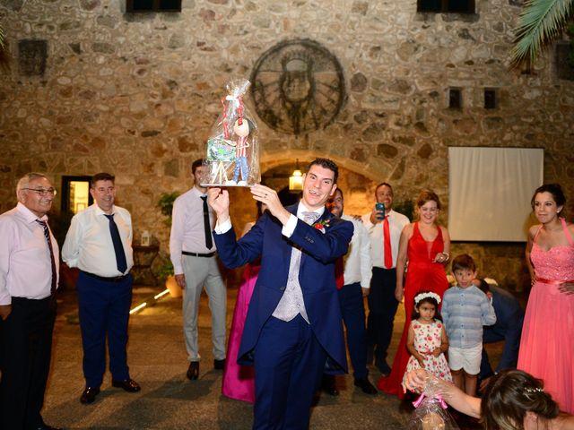 La boda de Soraya y Jorge en Jarandilla, Cáceres 65