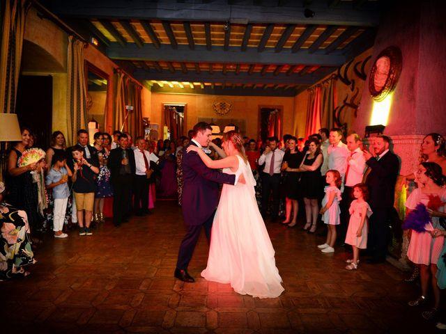 La boda de Soraya y Jorge en Jarandilla, Cáceres 72