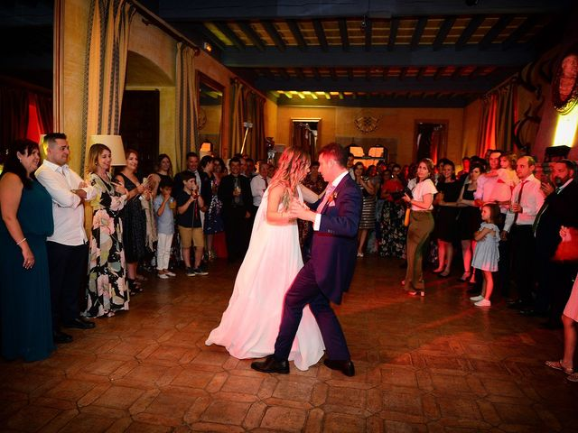 La boda de Soraya y Jorge en Jarandilla, Cáceres 73