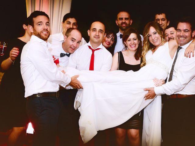 La boda de Soraya y Jorge en Jarandilla, Cáceres 75