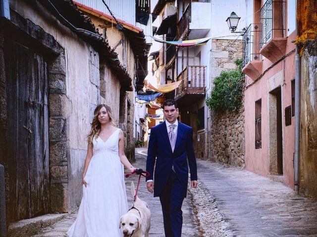 La boda de Soraya y Jorge en Jarandilla, Cáceres 80