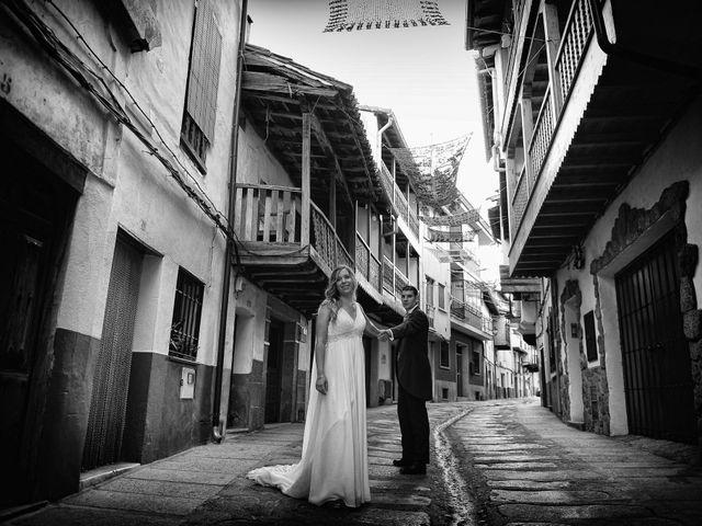 La boda de Soraya y Jorge en Jarandilla, Cáceres 88