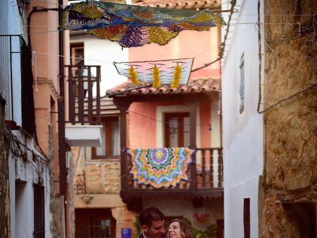 La boda de Soraya y Jorge en Jarandilla, Cáceres 91