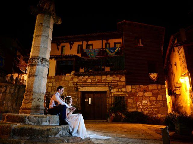 La boda de Soraya y Jorge en Jarandilla, Cáceres 93