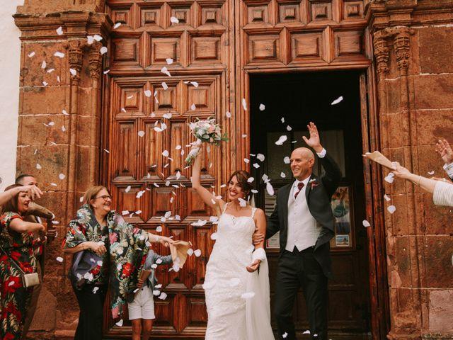 La boda de Diego y Raquel en Puerto De La Cruz, Santa Cruz de Tenerife 1
