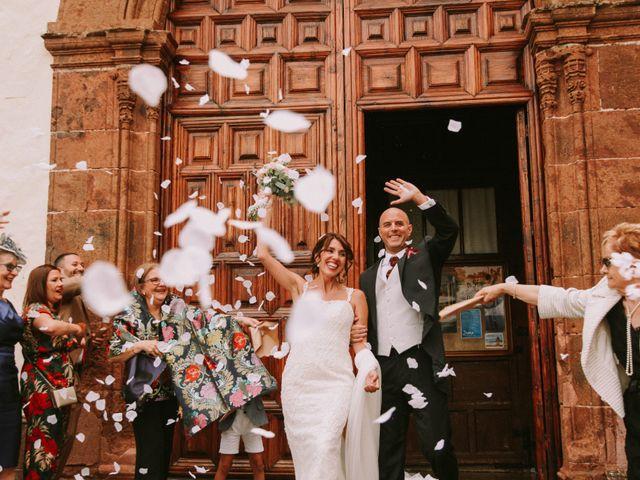 La boda de Diego y Raquel en Puerto De La Cruz, Santa Cruz de Tenerife 5