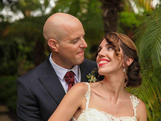 La boda de Diego y Raquel en Puerto De La Cruz, Santa Cruz de Tenerife 7