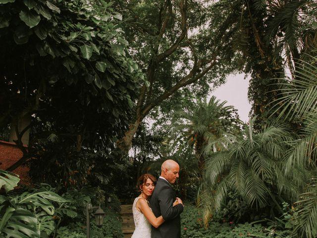La boda de Diego y Raquel en Puerto De La Cruz, Santa Cruz de Tenerife 10