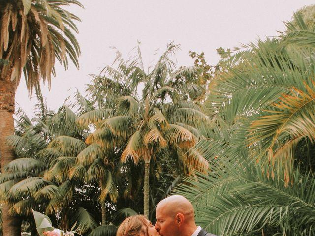 La boda de Diego y Raquel en Puerto De La Cruz, Santa Cruz de Tenerife 14