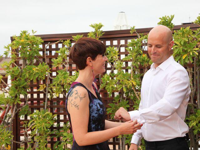 La boda de Diego y Raquel en Puerto De La Cruz, Santa Cruz de Tenerife 19