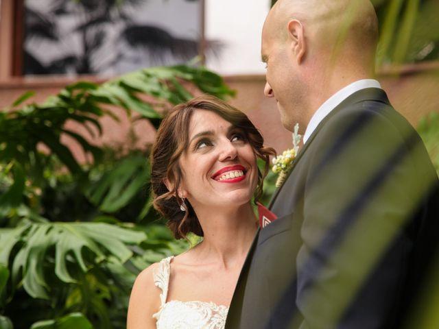 La boda de Diego y Raquel en Puerto De La Cruz, Santa Cruz de Tenerife 22