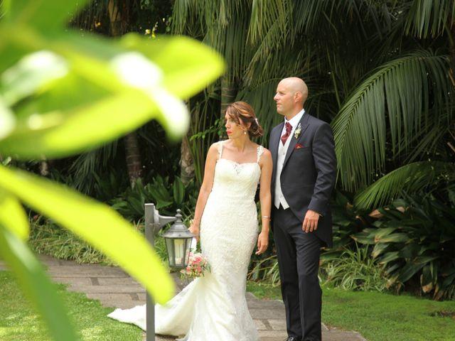 La boda de Diego y Raquel en Puerto De La Cruz, Santa Cruz de Tenerife 30