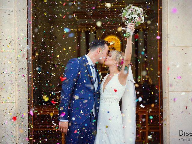 La boda de Pedro y Mª Angeles en Elx/elche, Alicante 1