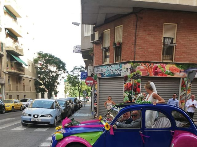 La boda de Pedro y Mª Angeles en Elx/elche, Alicante 7