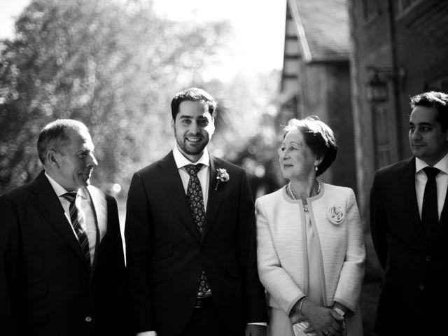 La boda de Alfonso y Virginia en Areeta, Vizcaya 2