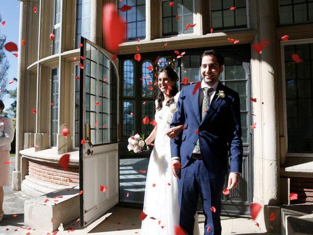 La boda de Alfonso y Virginia en Areeta, Vizcaya 6