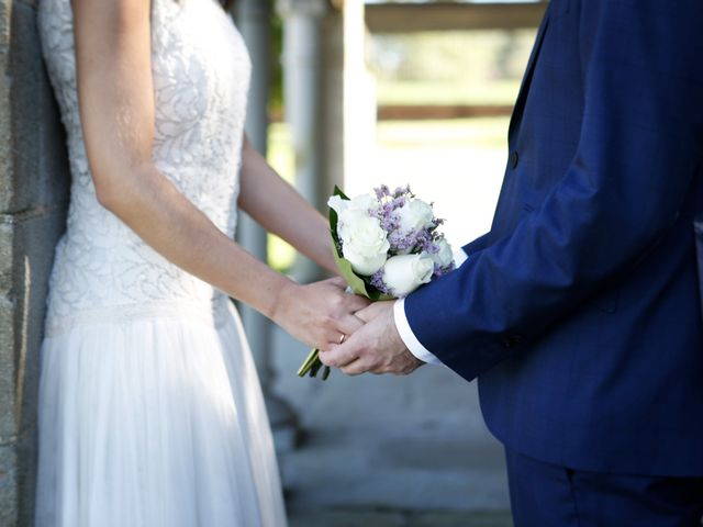 La boda de Alfonso y Virginia en Areeta, Vizcaya 9