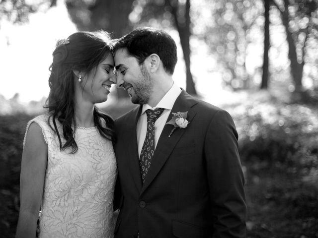 La boda de Alfonso y Virginia en Areeta, Vizcaya 1