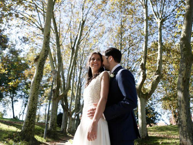 La boda de Alfonso y Virginia en Areeta, Vizcaya 12